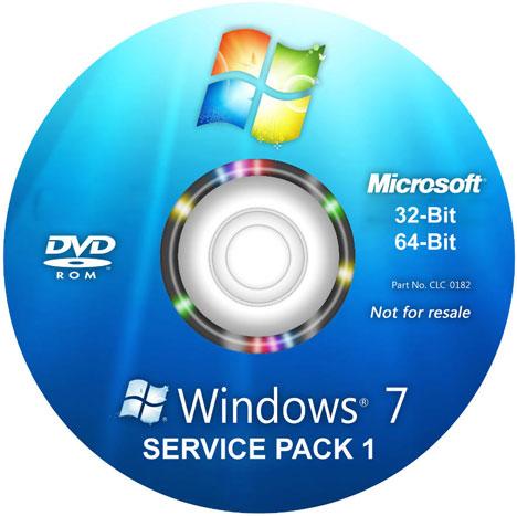 Windows 7 SP1 PL 32bit IE9 Luty (wszystkie aktualizacje do lutego 2012) - NiKKA