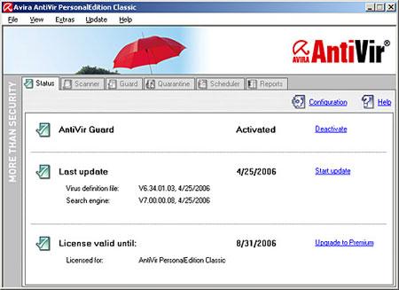 windows antivirus for windows 7